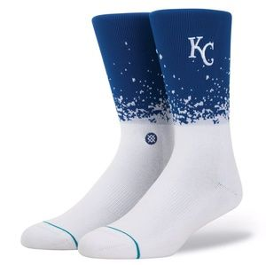 STANCE MBL Official Kansas City Royals Socks